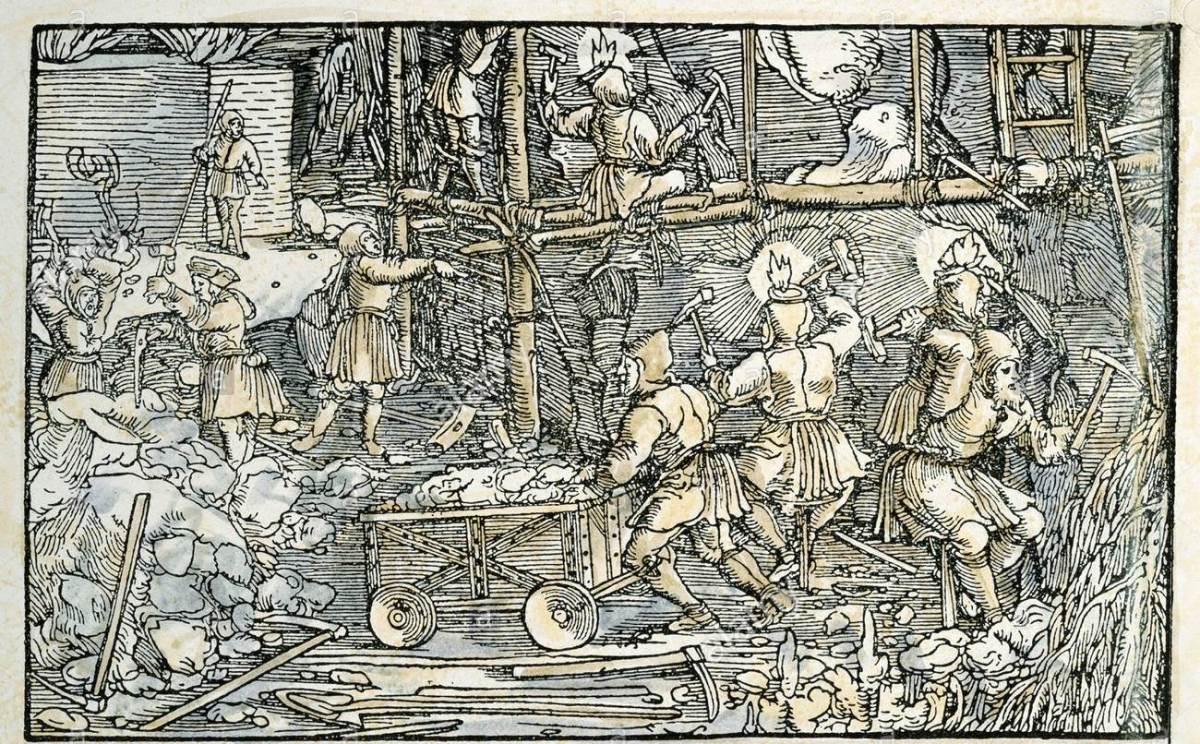 """""""Minden dolgozásnál nagyobb az sóvágás""""[1]. Sóbányászat I. Apafi Mihály fejedelemsége idején (1661-1690)"""