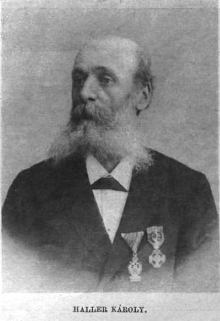 Haller Károly (Kép - wikipedia.org)