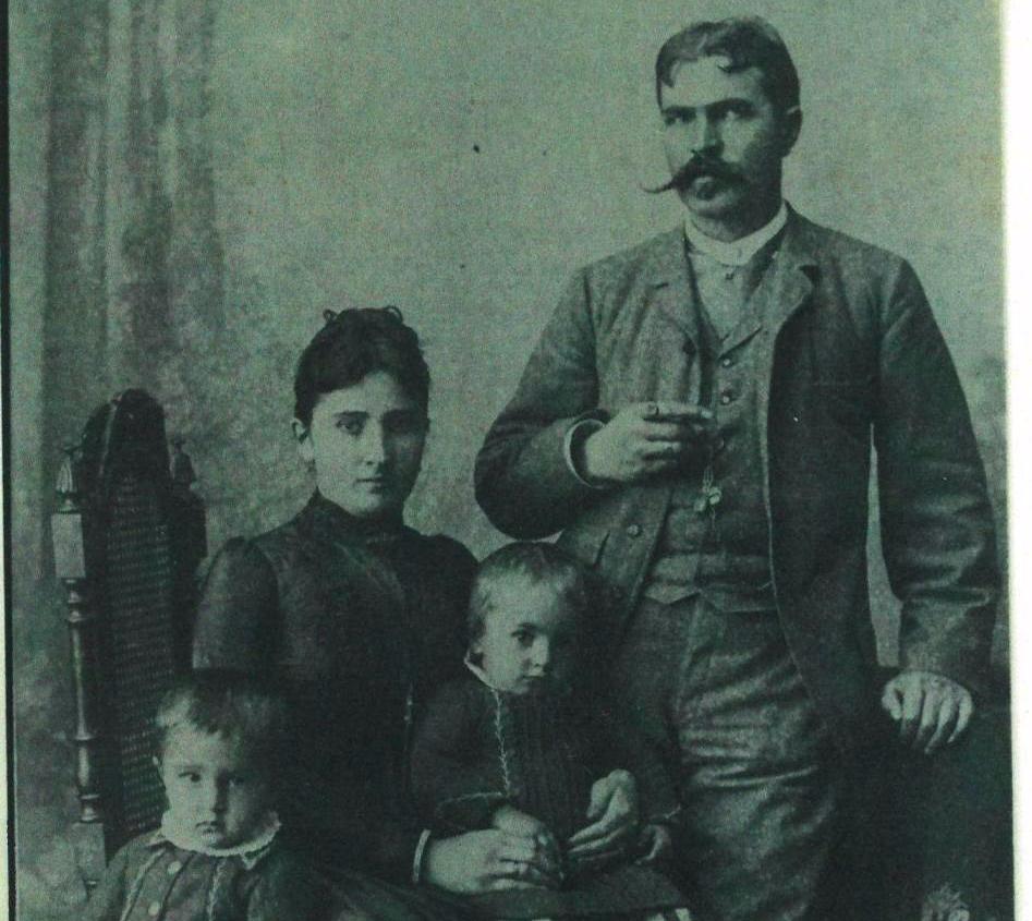 A székelyudvarhelyi Haberstumpf család