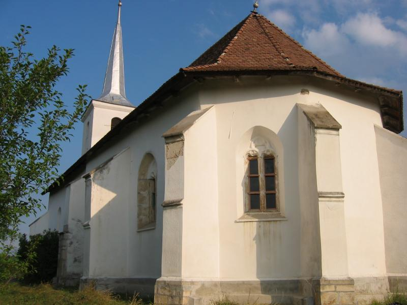 Az egeresi református templom