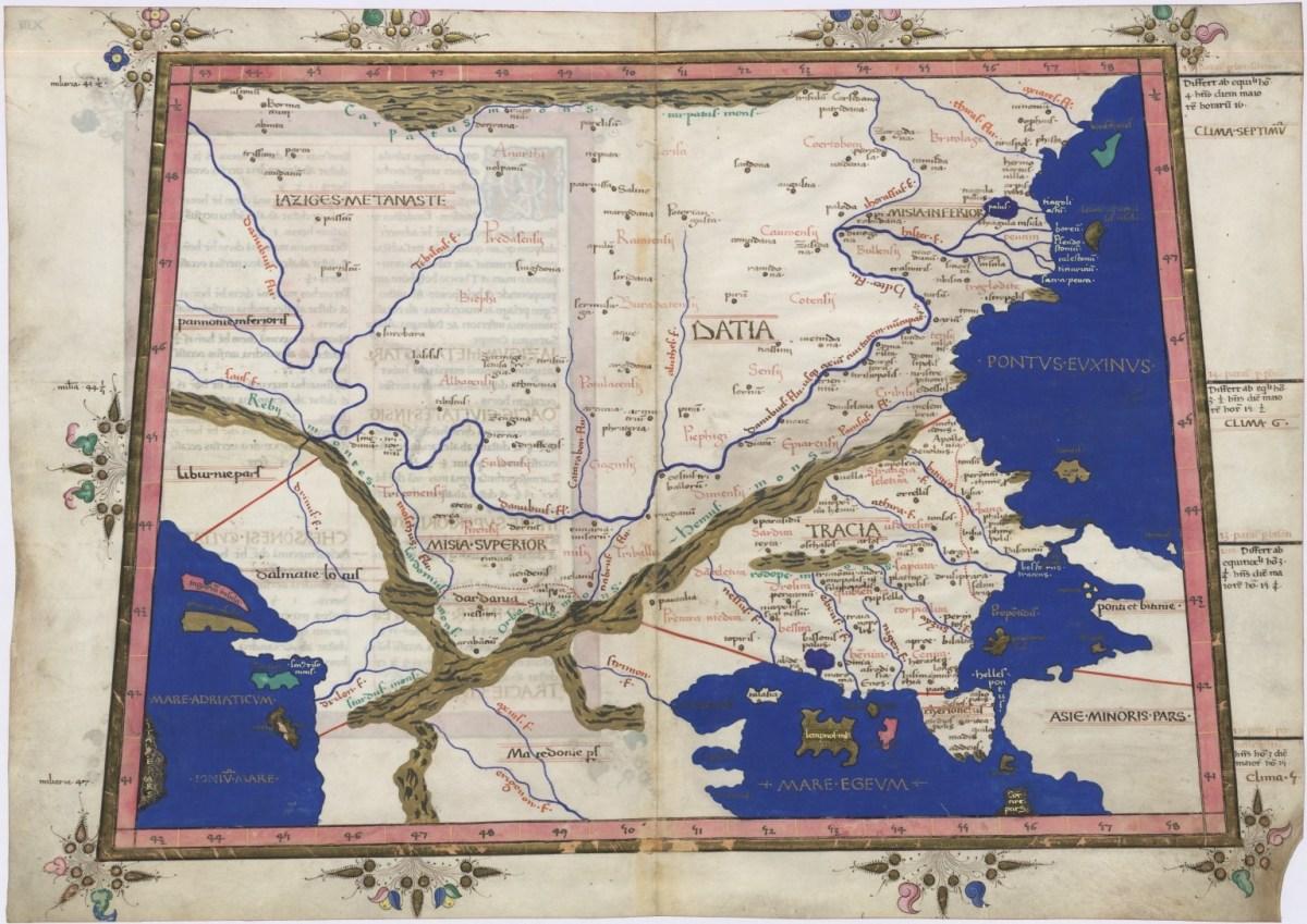 A római Dacia kutatásának rövid története