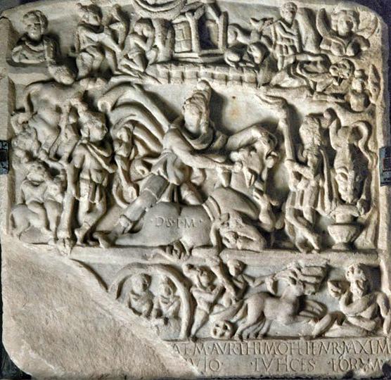 Mithras kultusza a római Daciában