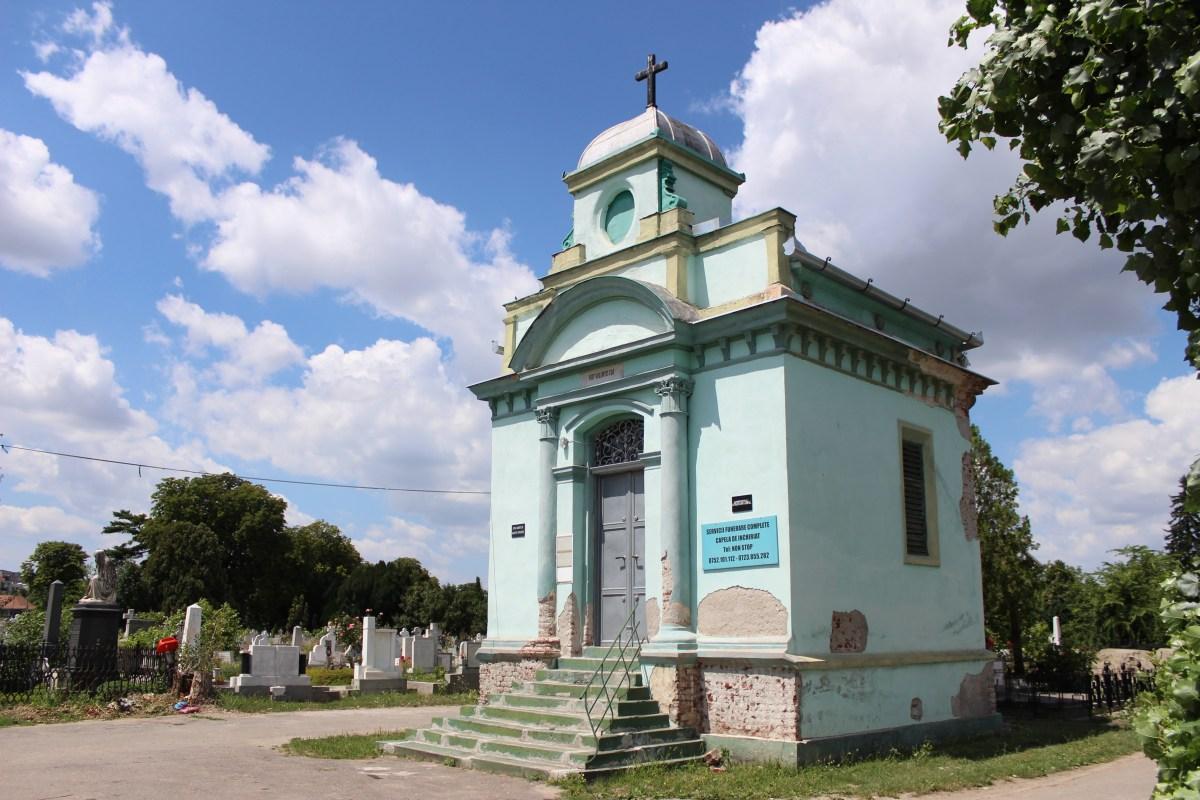 Egy aradi kápolna építésének története (1880−1884)