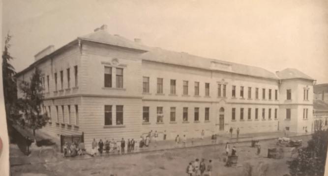 Dicsői iskola