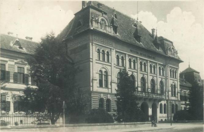 vármegyeház