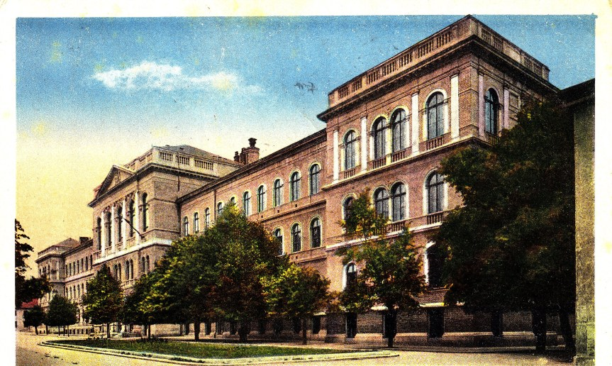 kolozsvár, egyetem