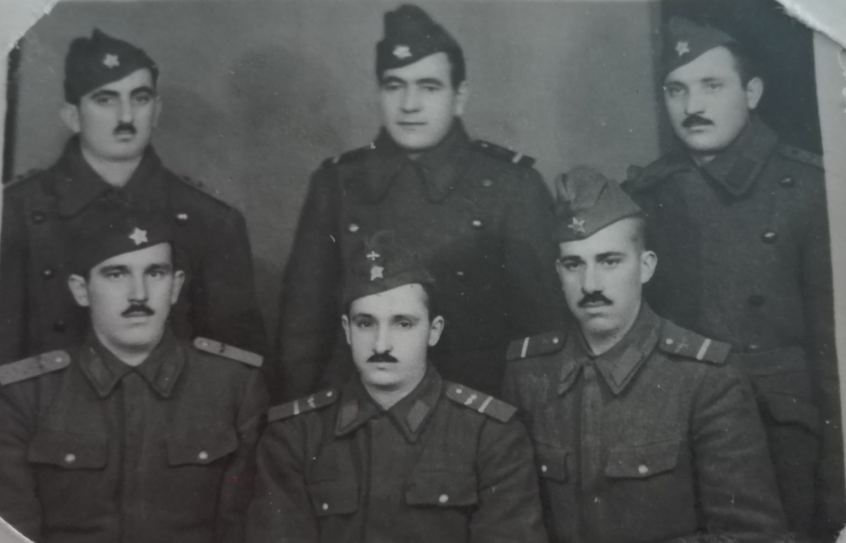 Erdélyi magyar katonasors
