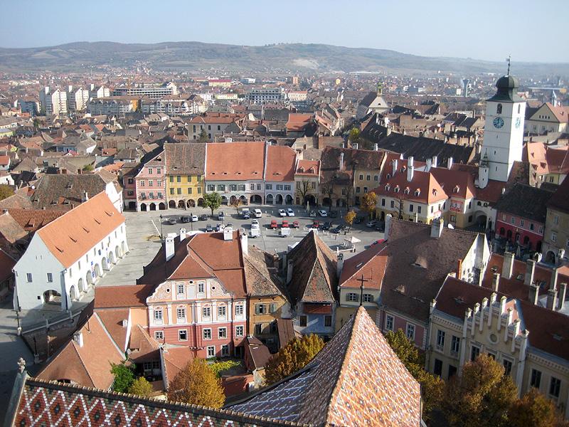Szebeni HiStory - Nagyszeben történelme magyar szemmel
