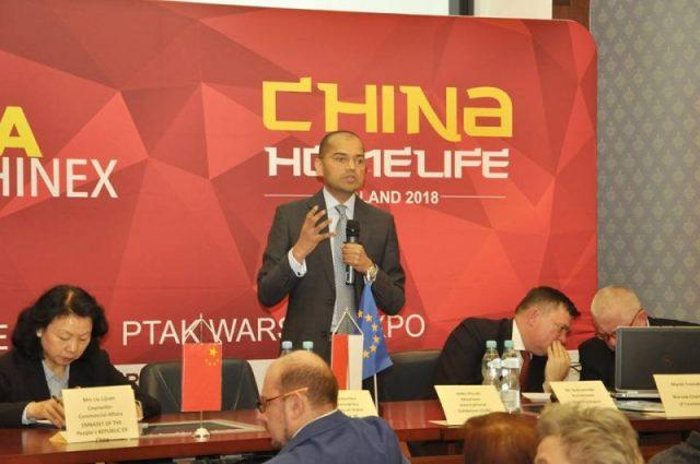 В Варшаве состоялась торжественная презентация ежегодной международной выставки China Homelife Poland 2018