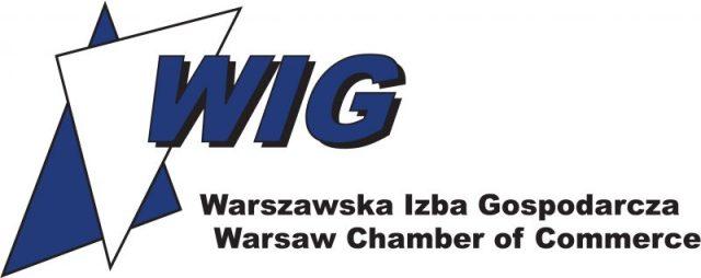 Warszawska Izba Gospodarcza logo