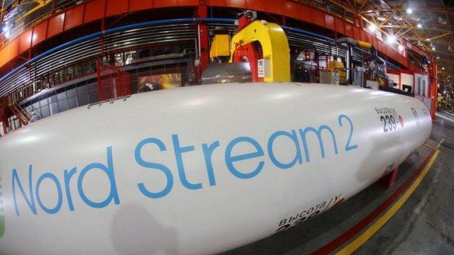 В Германии начали строить немецкий участок газопровода «Северный поток-2»