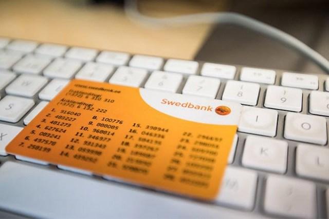 В Эстонии начали отменять карточки паролей для входа в интернет-банки