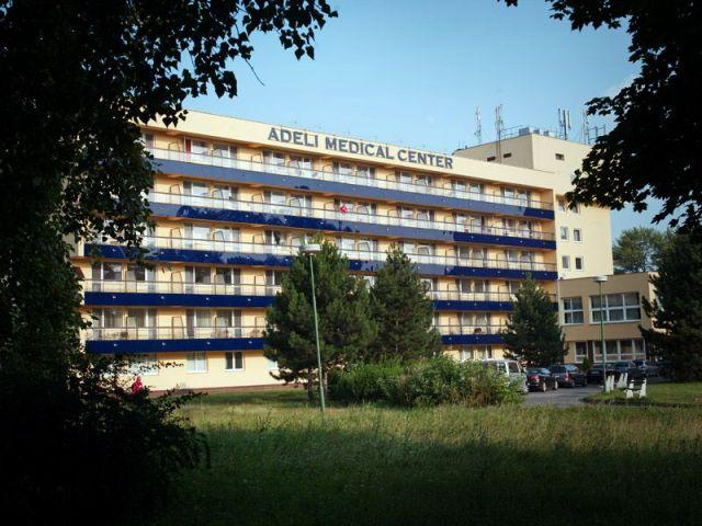 Медицинский центр в Словакии