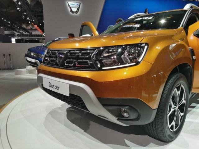 Румынский автомобильный производитель Dacia (Группа Renault)сегодня презентовала новый ассортимент двигателей для «паркетников» Duster
