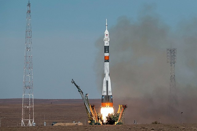 Авария «Союз МС-10» — российские СМИ сообщают о успешной посадке вблизи города Жезказган в Казахстане