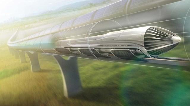Работы над поездом нового поколения
