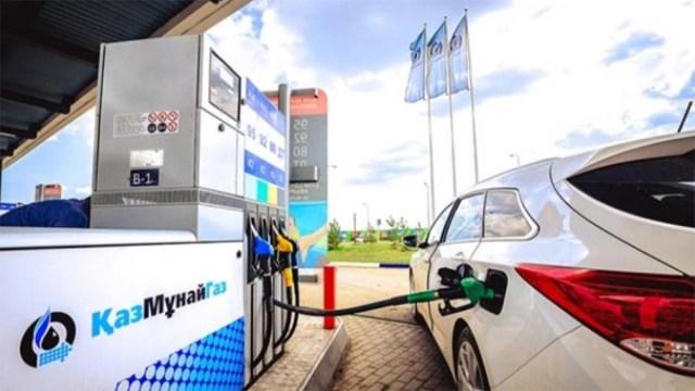 Самый дешевый бензин – в Казахстане