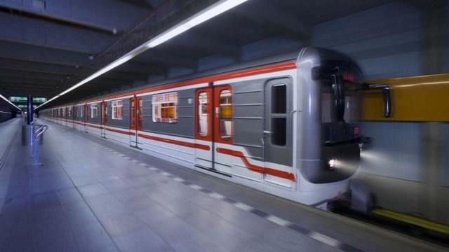 Поезда от Škoda в варшавском метро