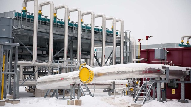 Литва проиграла спор с «Газпромом»