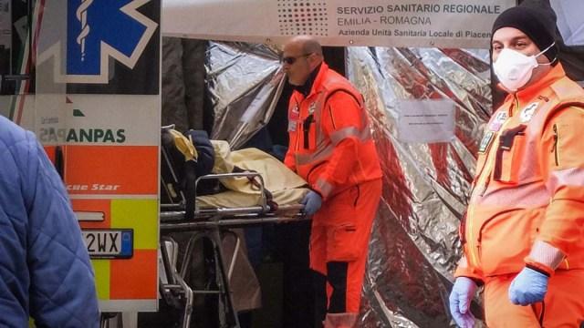 В Евросоюзе повышен риск заболевания коронавирусом