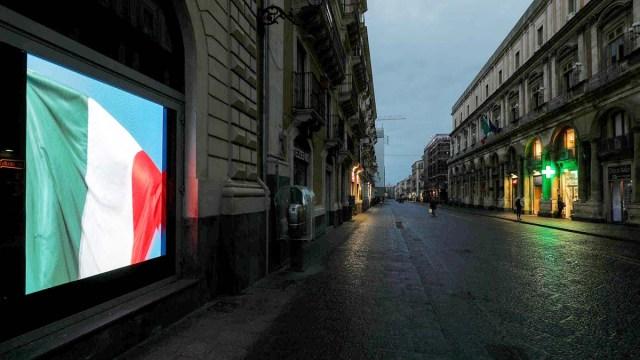 «Чрезвычайное экономическое положение» в Италии