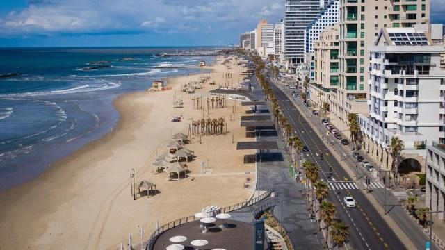 Тель-Авив: люди живут надеждой на лучшее