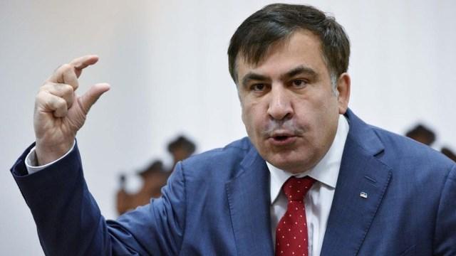 Саакашвили готов привезти в Грузию 5,5 млрд долларов