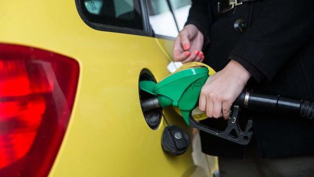 В Вильнюсе самый дешевый бензин