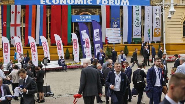 Экономический форум из Крыницы-Здруй переместился в Карпач