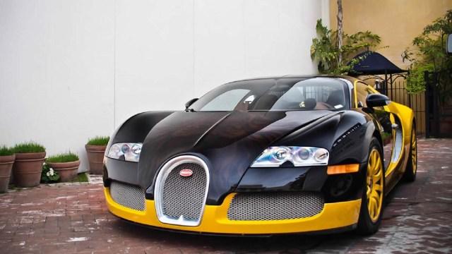 Хорватская Rimas может купить Bugatti