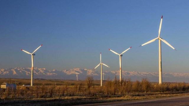 ЕБРР с партнерами профинансируют строительство ветряной станции в Казахстане