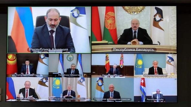 ЕАЭС расширяется за счет Кубы и Узбекистана