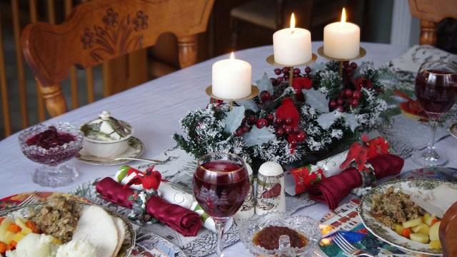 Рождество с отечественными продуктами
