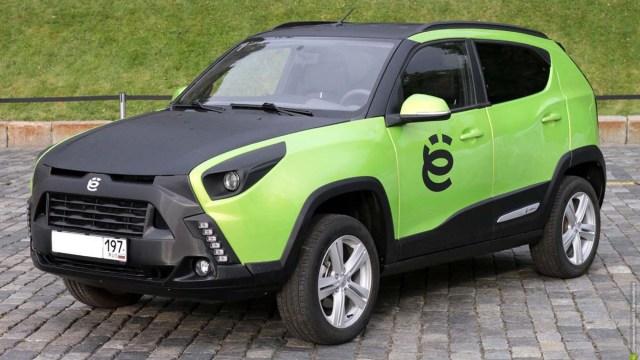 Сбербанк купил разработчика гибридного автомобиля