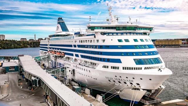 Паромная компания Tallink Grupp несёт убытки