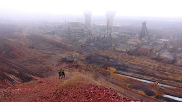 Украина закрывает угольные шахты