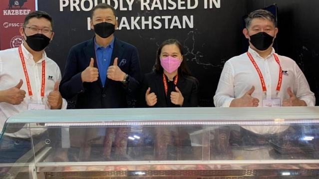 KazBeef начал экспорт говядины в Эмираты