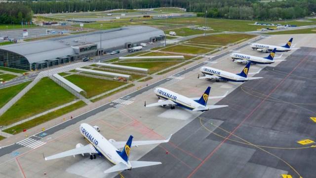 Французская фирма готова инвестировать в аэропорт Модлин