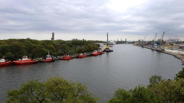 Объявлен победитель тендера на расширение порта Гданьска