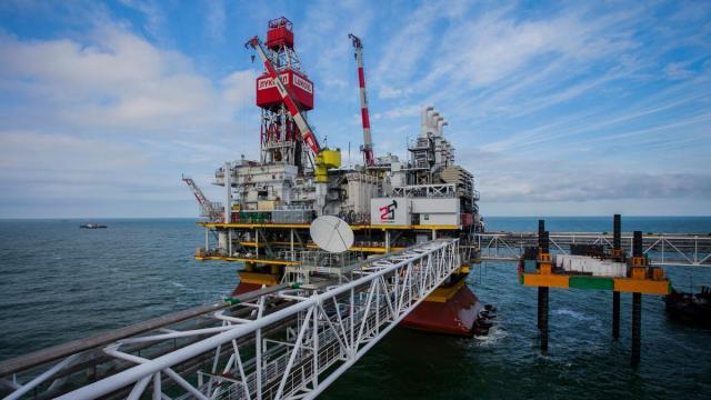 «ЛУКОЙЛ» будет добывать нефть на Балтике