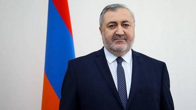 Президент Армении  назначил нового посла в Беларуси