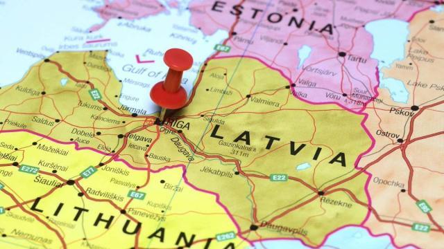 Латвия вновь вводит жёсткий локдаун