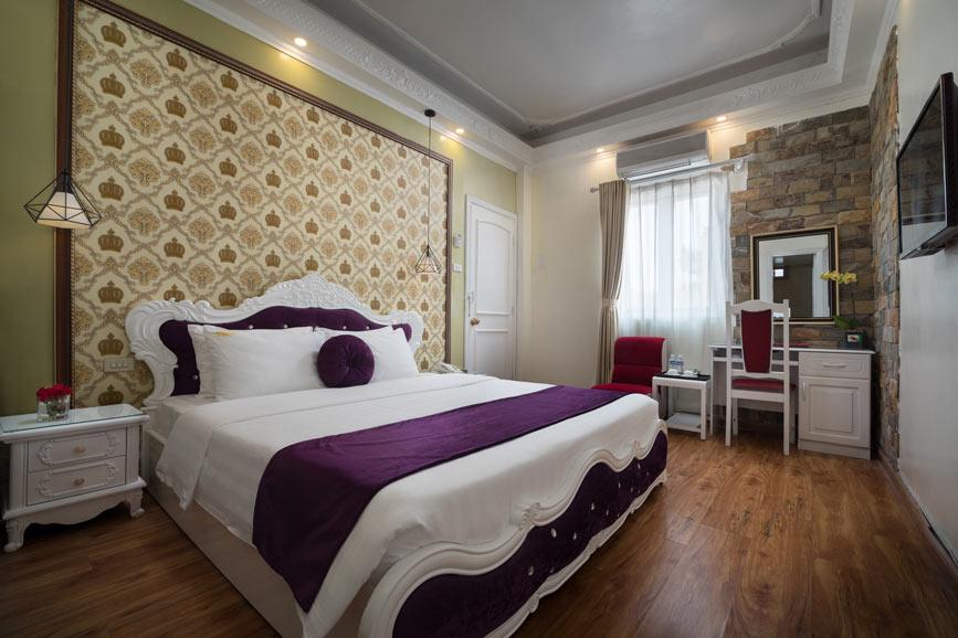 Billigt værelse Hanoi