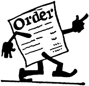 Order and Alcohol (and, of course, Homosexuality) in the