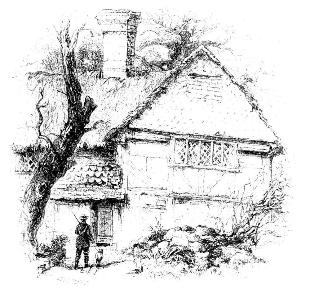 The Project Gutenberg eBook of The Gamekeeper At Home, by