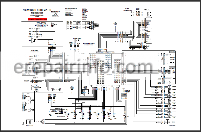 bobcat 864 wiring diagram 2000 bobcat wiring diagram wiring diagram data  2000 bobcat wiring diagram wiring