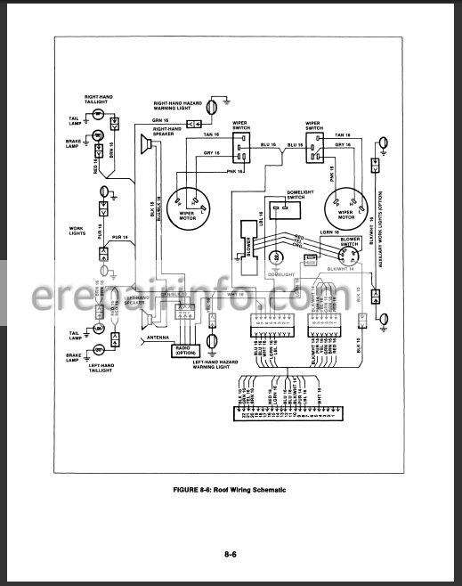 versatile 256 276 276ii service manual tractors Versatile Tractor Wiring Diagram ignition switch wiring diagram
