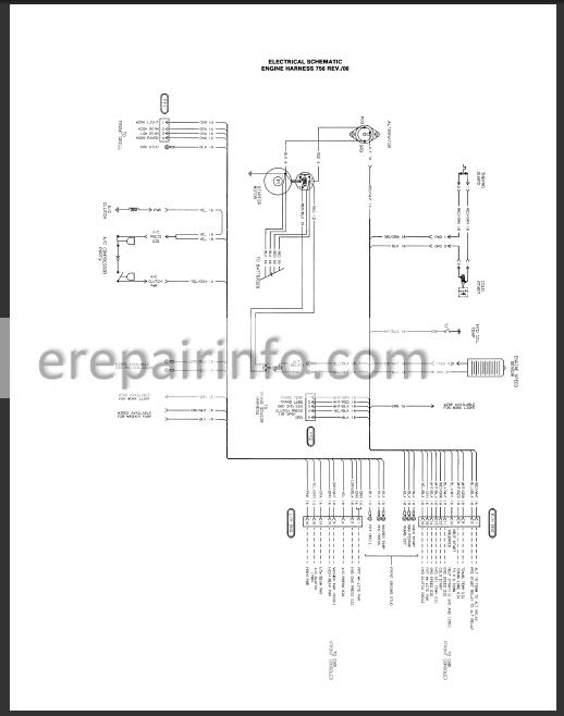ford new holland versatile 756 836 856 876 936 956 976 repair manual ford tractor 4630 wiring-diagram versatile tractor wiring diagram #7