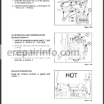 New Holland TC18 TC21D TC24D Repair Manual – eRepairInfo.com on