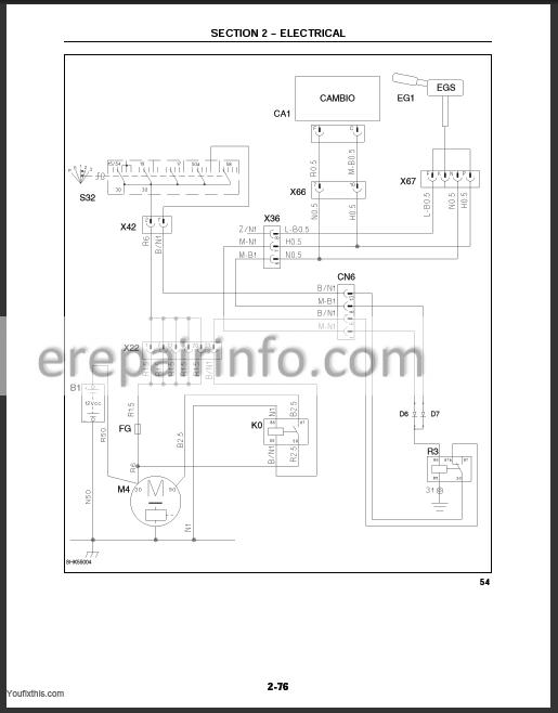 new holland lb115b service manual New Holland Lights